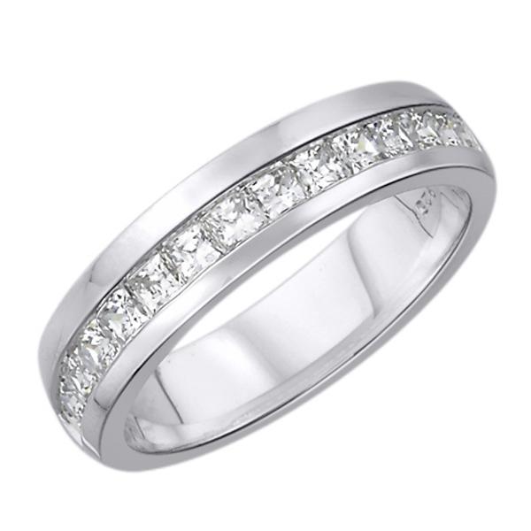 Snubni Zlaty Prsten S 15 Diamanty Bile Zlato Au 0 585 Obd4073 4