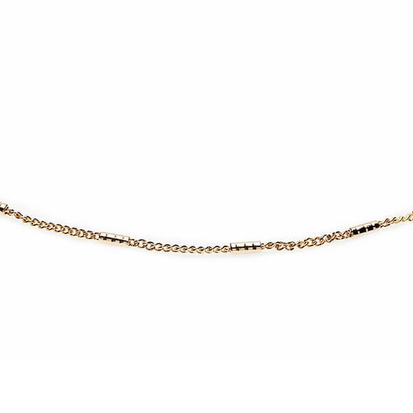 aba770a61 Zlatý náhrdelník žluté zlato Au 0,585 - NZX5000 | E-shop Paráda