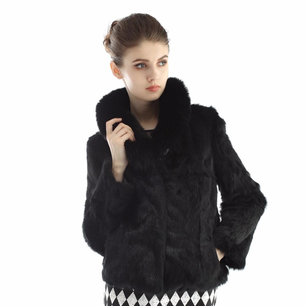 916505640b2 Kompletní specifikace · Související zboží. Kožešinový kabátek z pravé  kožešiny králíka a s límcem z lišky